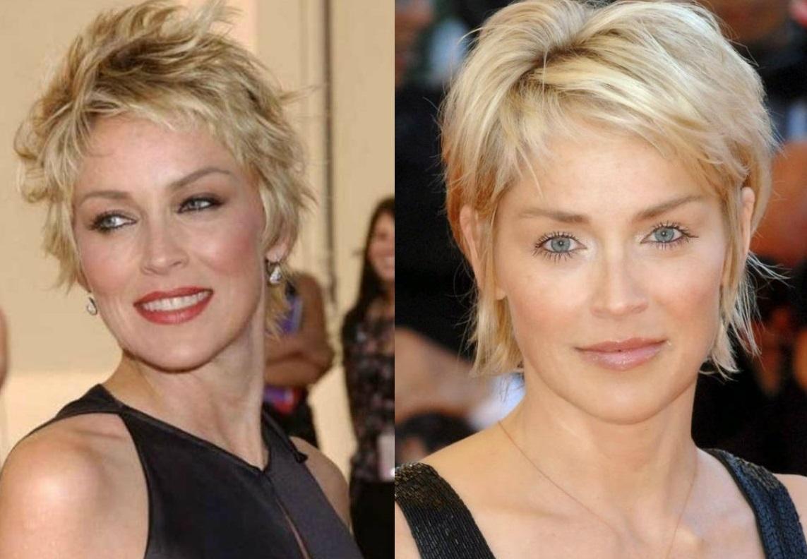 convenient short shag hairstyles
