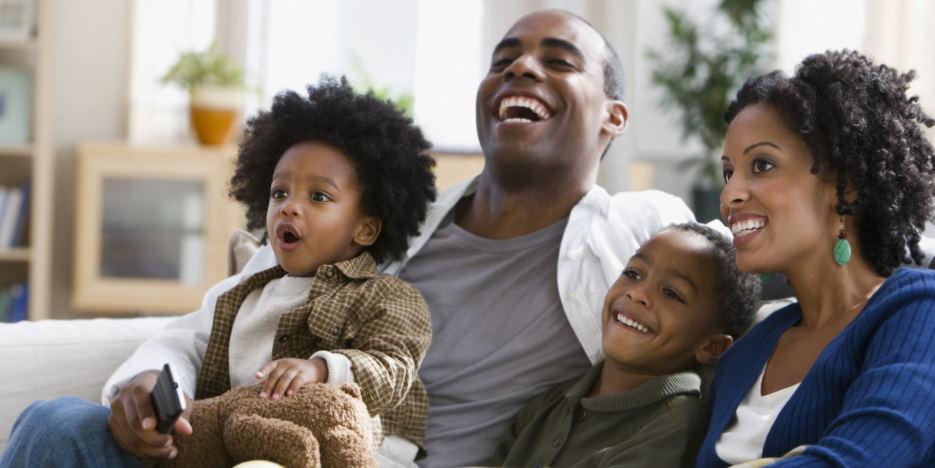 modern american family