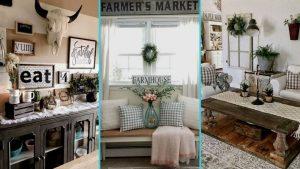 farmhouse-style home